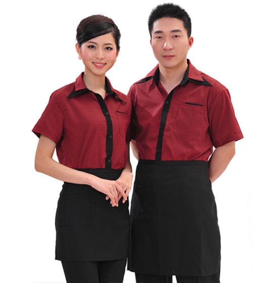 danh sách đồng phục nhà hàng, quán cafe