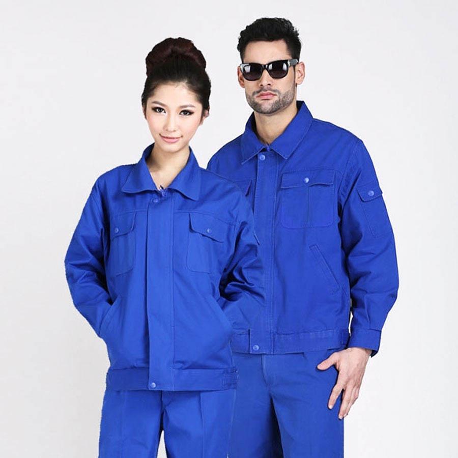 đồng phục bảo hộ lao động Thành Công