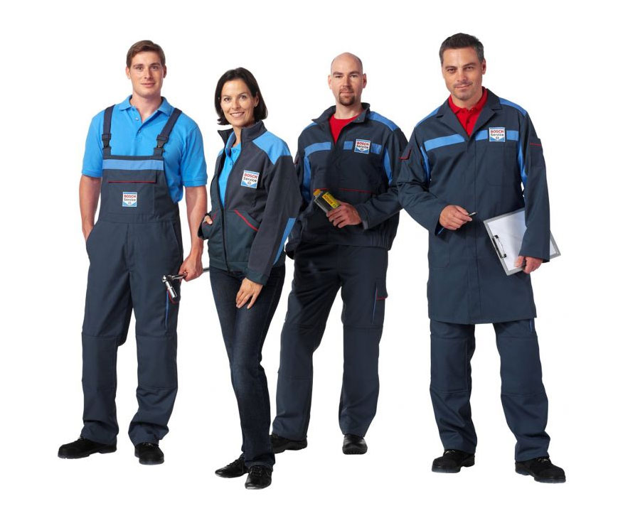 Trang phục bảo hộ lao động mang tính chuyên nghiệp