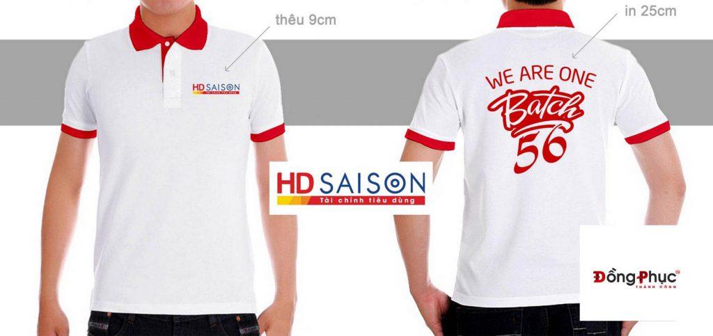 Áo thun HD SAISON